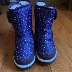 Other - Girl Winter Boots Waterproof with Fur Lined